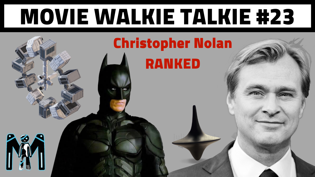 Christopher Nolan Movies RANKED (Two Birds, One Podcast) EP 23