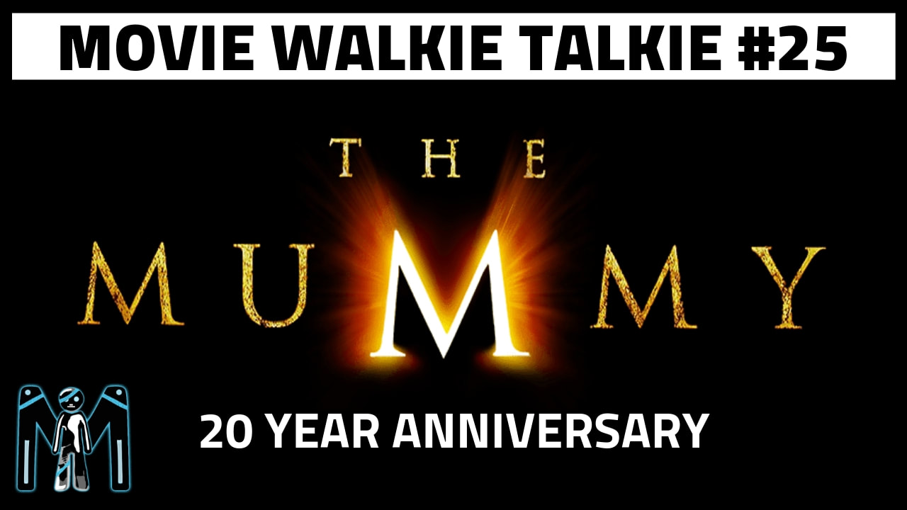 - [x] Do You Remember The Mummy From 1999 (Ravings of a Muzikm4n) EP 25